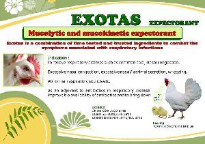 Exotas Poultry Medicines