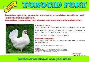 Torocid Fort Liver Tonic