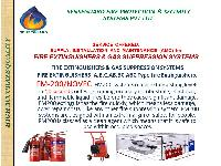 Fire Extinguishers & Gas Suppression Systems