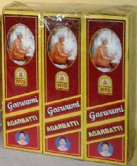 Goswami 'Regular' Agarbatti (Scented Incense Sticks)