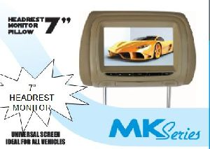 "7"" Headrest Monitor"