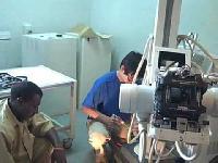 X-Ray Machine Repairing