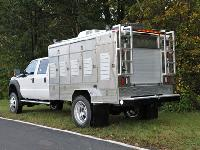 Animal Catcher Vehicle