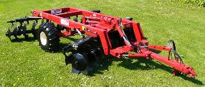 Offset Harrow