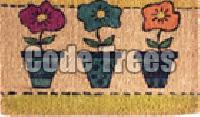 Coir creel mats