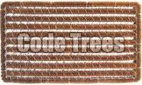 Wire Brush Coir Mat
