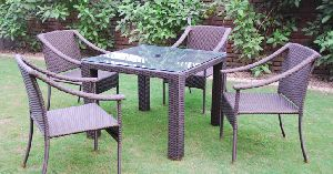 Cardiff Square Outdoor Dining Set