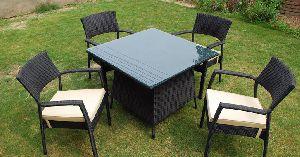 Grenada Square Outdoor Dining Set