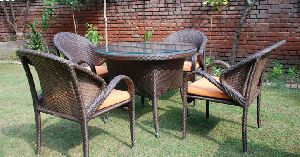 Nelson Round Outdoor Dining Set