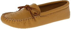 Ladies Moccasin Shoes