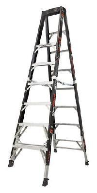fiber aluminium ladders