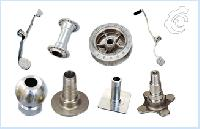 Two Wheeler Automobile Press Parts