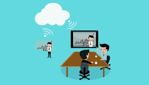 Cloud Hosted Unified Meeting Room Rental Services