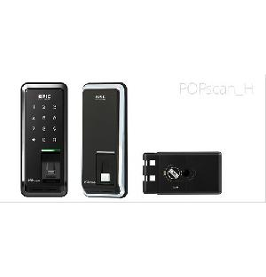 Epic Biometric Digital Door Lock For Sliding Door Pop Scan
