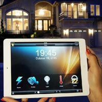 Smart Home Automation Control System