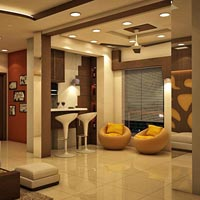 Residential Interior Designing And Decoration