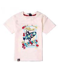 Kids Round Neck T-shirts