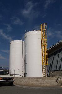 chemical storage pp tanks