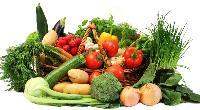 Natural Fresh Vegetables