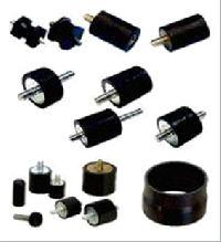 Metal Bonded Rubber Parts Wiz Anti Vibration Pads