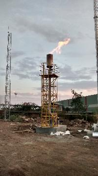 Gas Flare System
