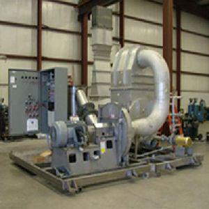 Air Pollution Control System Machine