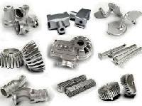 Finished Cast Aluminum Parts