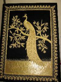 Embroidered Jewel Carpets