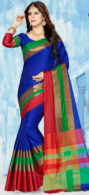 Dangal silk saree