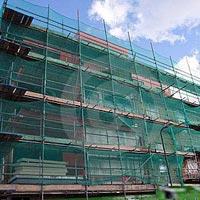 Construction Net Installation Services