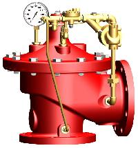 Pilot Operated Relief Valve