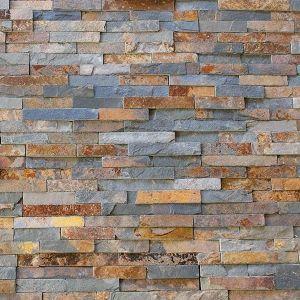 Multicolor Wall Cladding Tiles