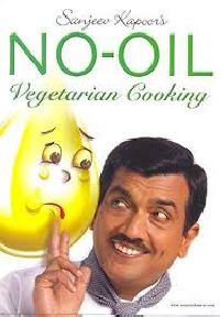 NO OIL VEGETARIAN COOKING