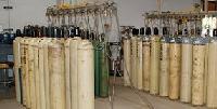 oxygen cylinder filling plants