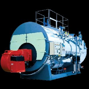 Oil Fired Package Type Steam Boiler