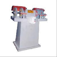 automatic surface cum edge grinding machine
