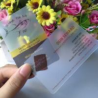 Pvc Visiting Cards