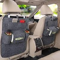 Car Back Seat Organizer Storage Bag