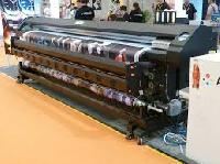Large Format Digital Inkjet Printer