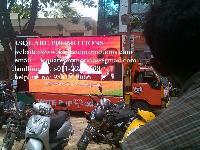 Lcd Mobile Van On Hire / 011 41052666