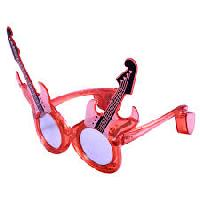 Guitar Light Up Party Glasses