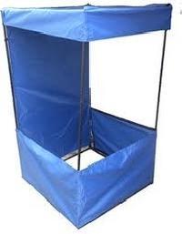 Demo tent