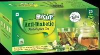 Anti Diabetic Herbal Green Tea