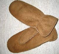 Mitten Leather Glove