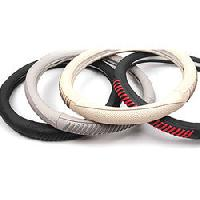 Pure Leather Car Steering Cover