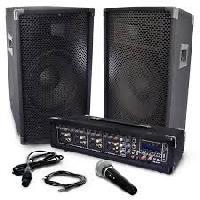 Outdoor Small Venue Speakers