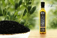 Virgin Black Sesame Seed Cold Pressed Oil