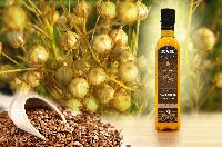 Virgin Flaxseed Cold Pressed Oil