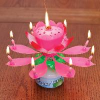 Birthday Musical Candle