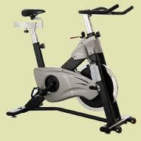 Pro Bodyline Commercial Spinning Bike With 18Kgs Flywheel